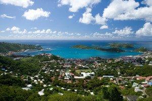 British Virgin Islands, BVI, Yacht Charter Itinerary