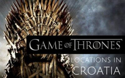 """Yacht Charter to visit """"GAME of THRONES"""" in CROATIA"""
