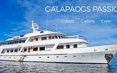 Galapagos Yacht Charter Availability 2018