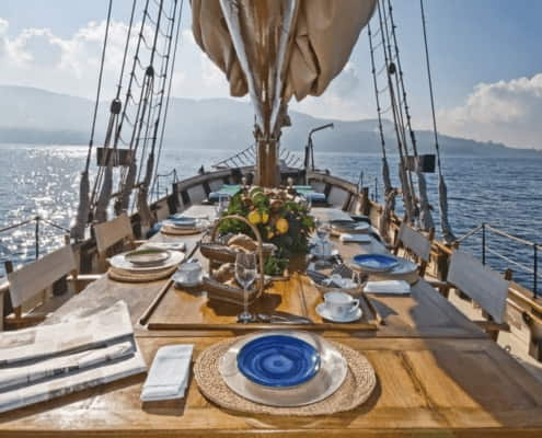Thanksgiving Yacht Charters 2018