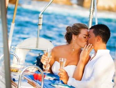 Romantic Yacht Charter in Caribbean